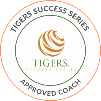 Tigers Success Series Approved Coach badge